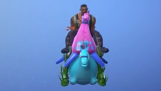 Fortnite Giddy-Up/Yee-Haw Skin With Bouncer Emote