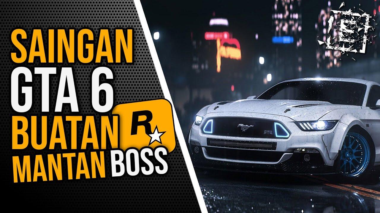 MANTAN BOS ROCKSTAR Bikin Game Pesaing GTA 6 Dengan Modal 607M!