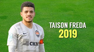 Taison Freda 2019 ● Ultimate Playmaking, Passes, Skills & Goals