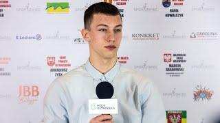 Sportowiec Roku 2019: Kacper Stepnowski dziesiąty w głosowaniu czytelników