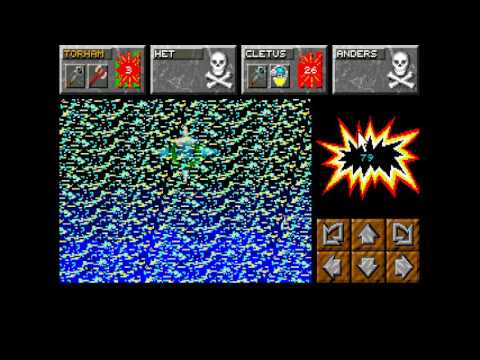 Dungeon Master II: The Legend of Skullkeep playthrough Part 11 Final