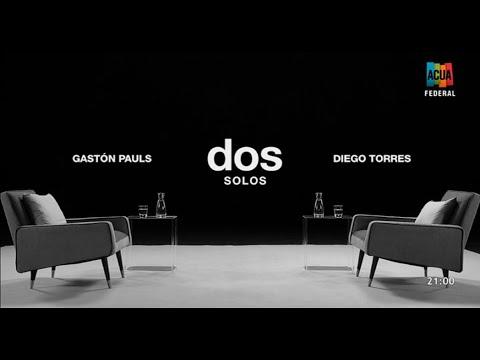 Dos solos - Diego Torres (entrevista Completa) ACUA Federal