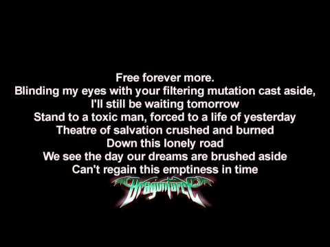 DragonForce - The Warrior Inside | Lyrics on screen | HD