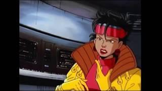 Rogue Flirts with Gambit
