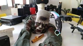 Unboxing Dji Spark & Mavic addons,Halloween κουκλα,Kazoo & more!