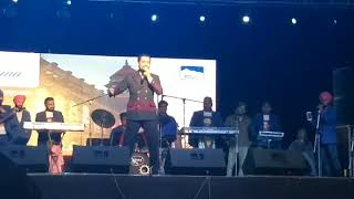 Sharry Maan live in jammu upcoming song naukar #jammu #india #sharrymaan