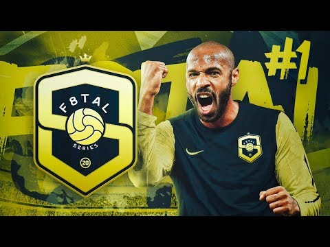 HENRY MOMENTS F8TAL!! | EP. 1 | FIFA 20