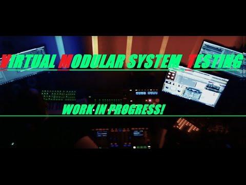 Virtual Modular System testing..... work in Progress... !