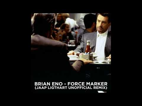 Brian Eno - Force Marker (Jaap Ligthart Unofficial Remix)
