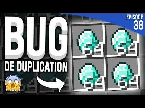 J'AI TROUVÉ UN ÉNORME BUG DE DUPLICATION ! | Minecraft Moddé S4 | Episode 38