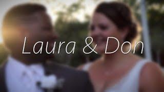 Laura & Don - Sarasota, FL Wedding Video