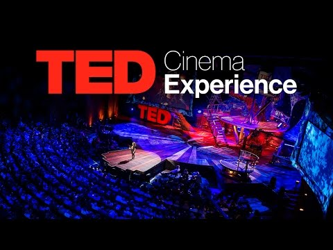 TED Cinema Experience: TED2017 comes to a cinema near you (Official trailer)