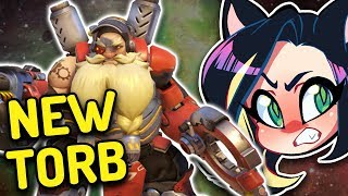 Overwatch: NEW TORB CHANGES! - Kitty Kat Gaming
