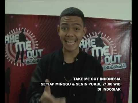 Up Close and Personal #25 Edgar Single Man - Take Me Out Indonesia 4