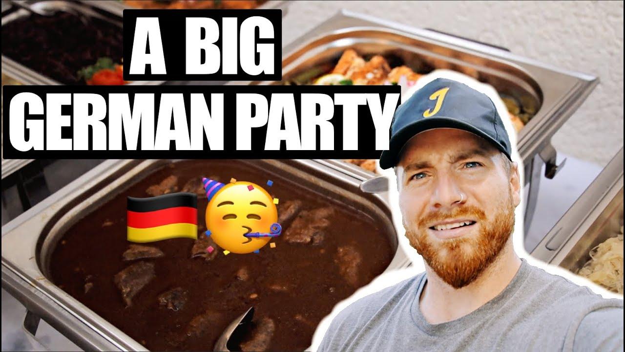 Download A BIG GERMAN PARTY! 🇩🇪🥳