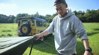 SUV × LIFE Lifestyle TALK 長添雅嗣篇 | TOYO TIRES