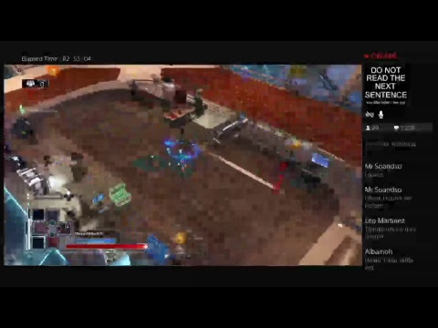 Marvel Heroes Omega - PS4 closed beta (Gazillion members in chat)