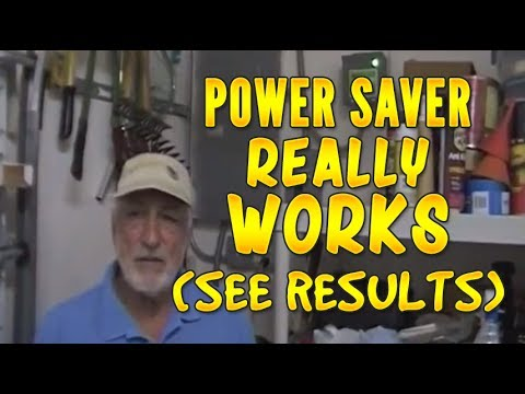 Powersaver that REALLY works! See Real Users Results...