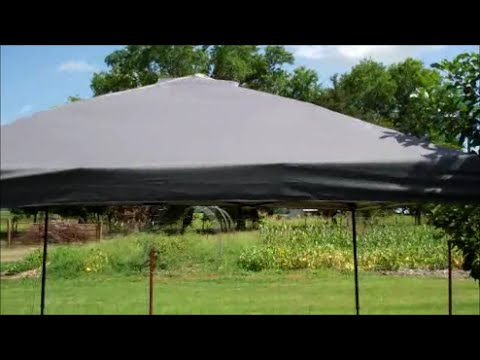 & Ozark Trail Canopy Review - YouTube