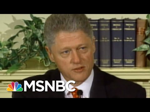 Ken Starr On Bill Clinton, Why A POTUS Can Be Indicted  Morning Joe  MSNBC