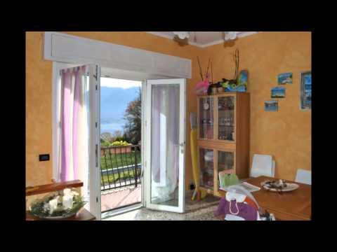 Oggebbio, Lago Maggiore, casa indipendente con giardino e vista lago. CA-P1