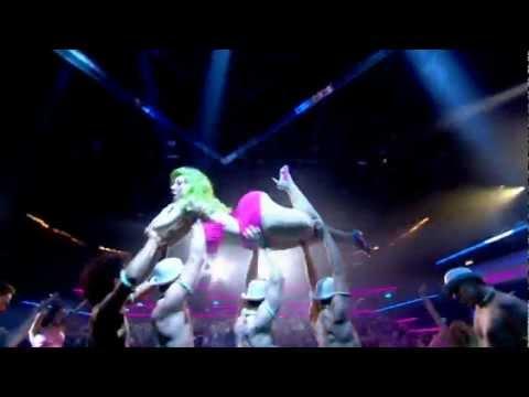 Katherine Ryan performs 'Starships' by Nicki Minaj | Red Nose Day 2013