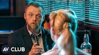Simon Pegg And Vaughn Stein Talk The Cinematic Influences Of Terminal