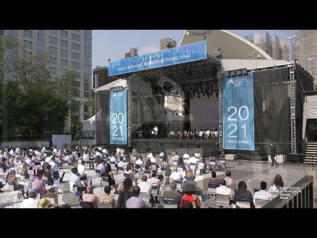 2021 White Coat Full Ceremony