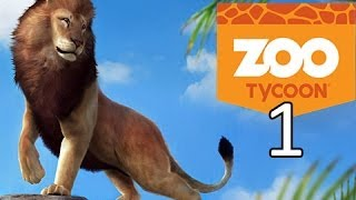 Zoo Tycoon Xbox - Walkthrough Gameplay Let