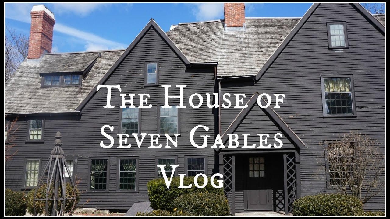 The house of seven gables vlog youtube for Gables on a house