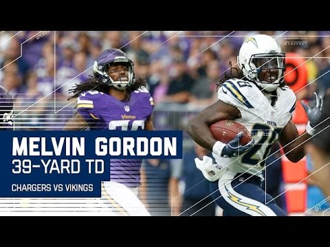 Can't Miss Play: Melvin Gordon runs untouched for a 39 yard touchdown