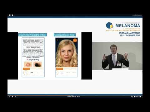 Titus J. Brinker, MD on World Melanoma 2017: Skin Cancer Prevention App