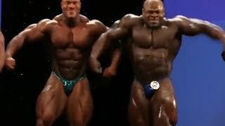 TOP 7 BODYBUILDING STAGE FIGHTS