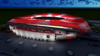 أتلتيكو مدريد: فيليبس العالمية هي المكلفة بإضاءة الملعب الجديد - أخبار ترايدنت التقنية
