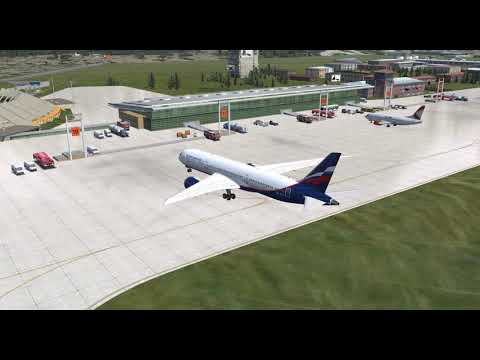 Ереван - Ростов-на -Дону QualityWings Boeing-787 С КОММЕНТАРИЯМИ