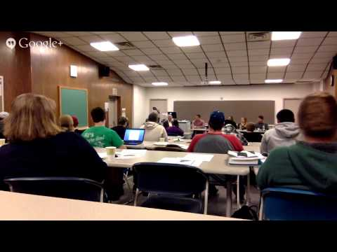 Manufacturing Engineering Technology Career Panel 2015
