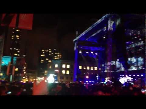 Dreamforce 2012 - Red Hot Chili Peppers - City of Angels