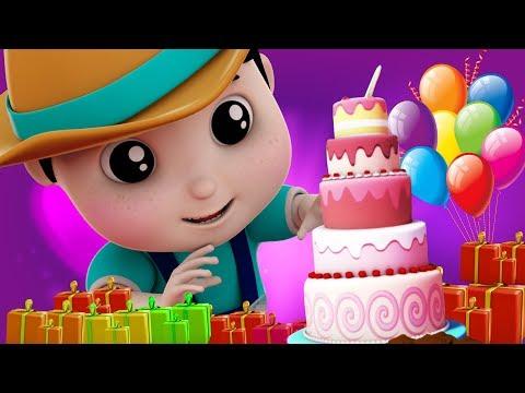 selamat ulang tahun lagu | Indonesia anak-anak lagu | sajak untuk anak-anak | Happy Birthday Song