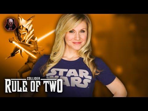 Ashley Eckstein (Ahsoka Tano) Talks Star Wars and More