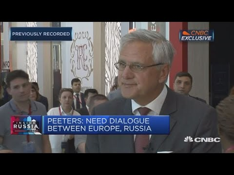 Biggest threat to the EU is a trade war: Belgian deputy prime minister   Squawk Box Europe