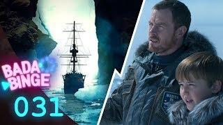 "Historische Expeditions-Düsternis in ""The Terror"" & Ferne Welten in ""Lost in Space"" | Bada Binge #30"