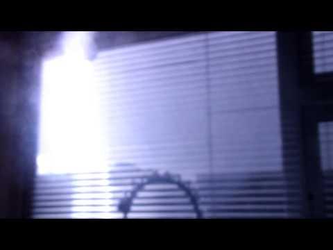 Waterford Flats take direct Lightening Hit