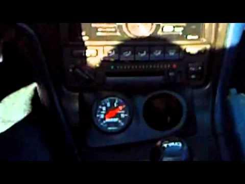1991 Toyota MR2 Over-Boosting