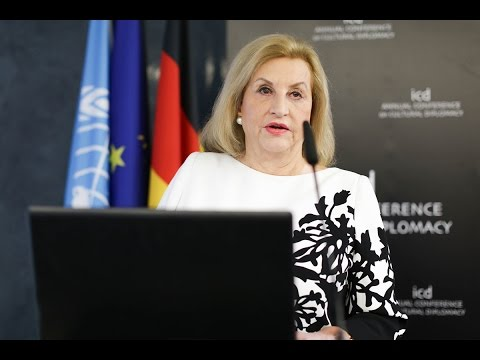 Fani Palli-Petralia (Former Minister for Employment and Social Protection of Greece)
