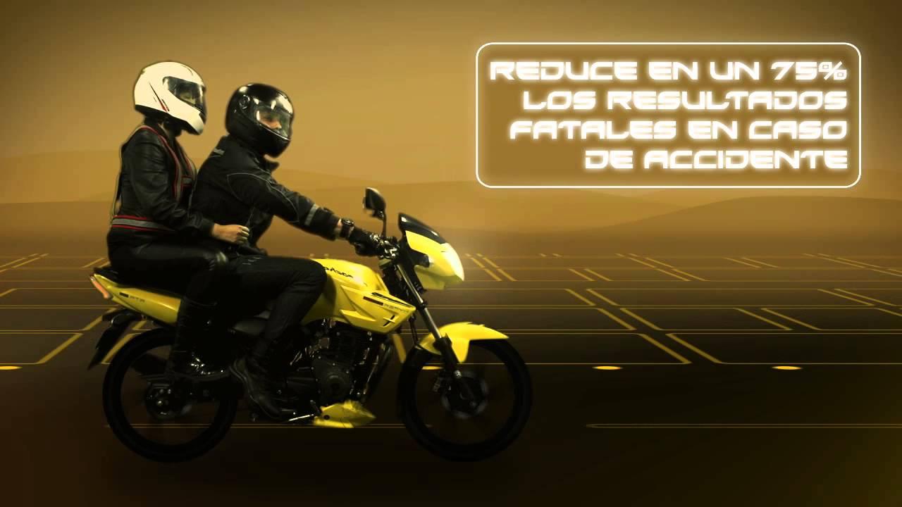 Uso de casco obligatorio para motociclistas - CFPV - YouTube