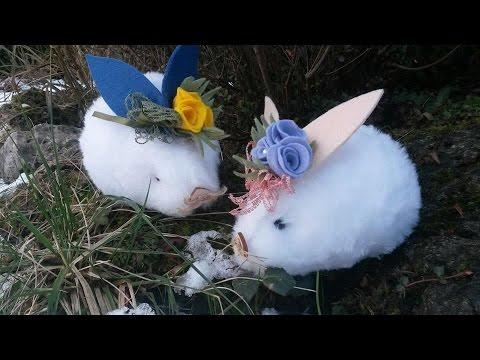 Tutorial Di Cucito Creativo Come Realizzare Un Coniglietto Di