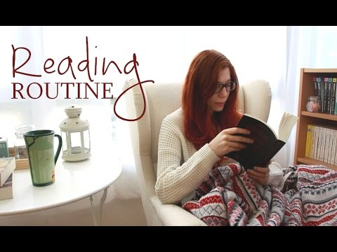 Routine de lecture | Matin 📚☕🍁