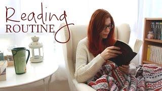 Routine de lecture 📚☕🍁