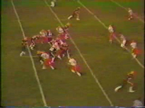 Highlight reel of Thomas Burch. 1989 Gallup High School Bengals Football and Basketball