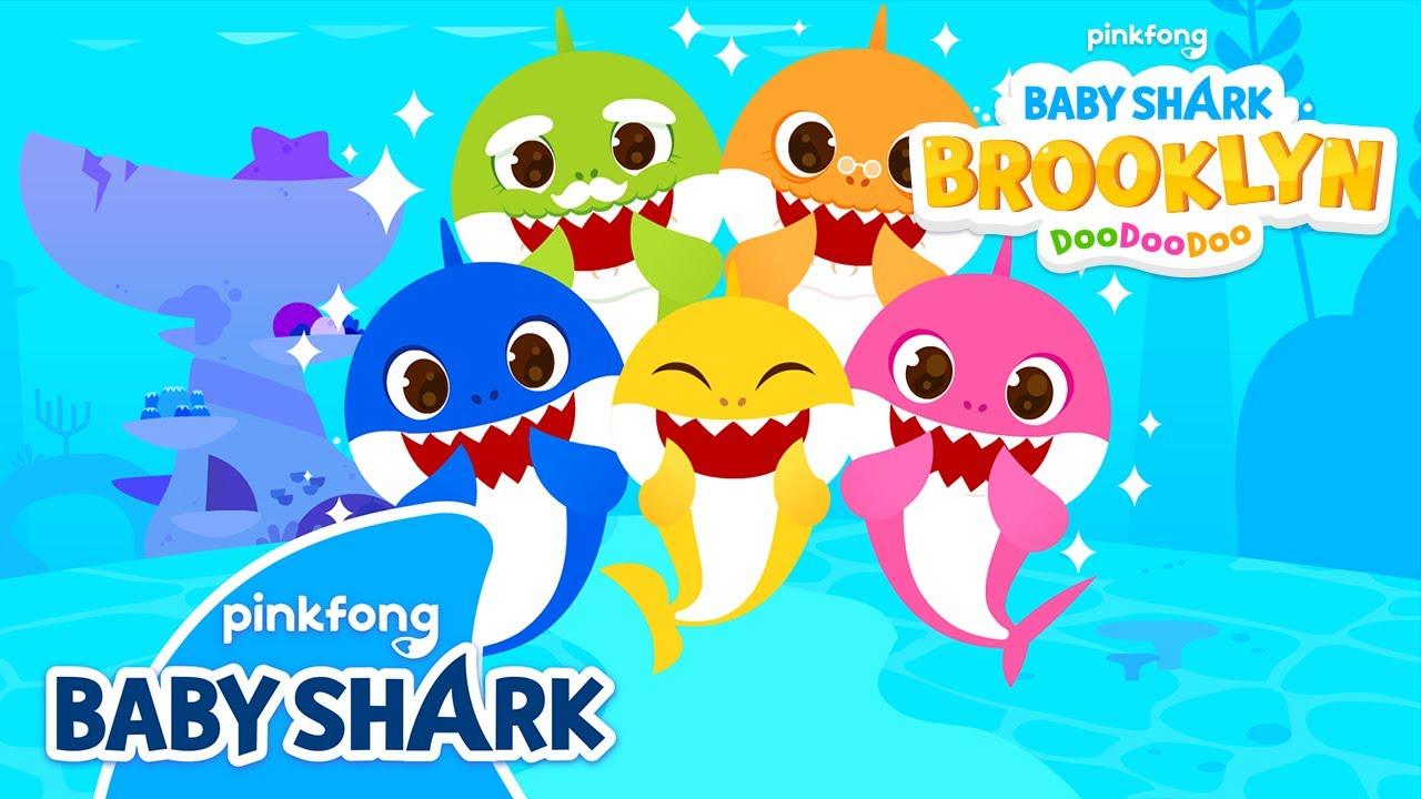 Download [EP.1] Baby Shark's Home Sweet Home   Baby Shark Brooklyn Cartoon Animation   Baby Shark Official